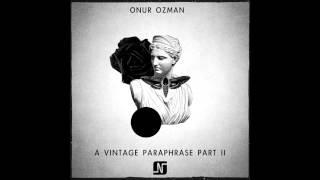 Onur Ozman - I Am Crying (Hot Since 82 Remix)