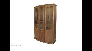 Wooden Showcase Collection With Hatil Furniture.কাঠের  শোকেজের দাম।