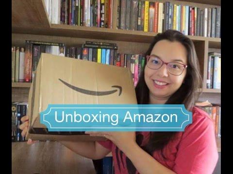 Unboxing Black Friday Amazon Livros e mais livros Blog Leitura Mania