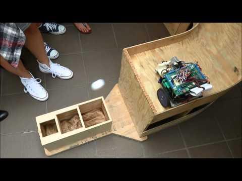 Capstone Robot Competition June 2015