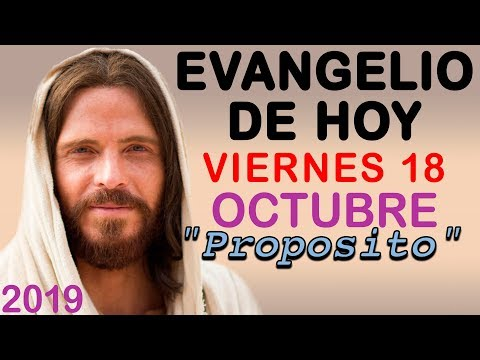 Evangelio de Hoy Viernes 18 de Octubre de 2019   REFLEXIÓN   Red Catolica