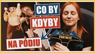 CO BY KDYBY NA PÓDIU ! | Natyla & YouTubeři (vlog ze Showtime)