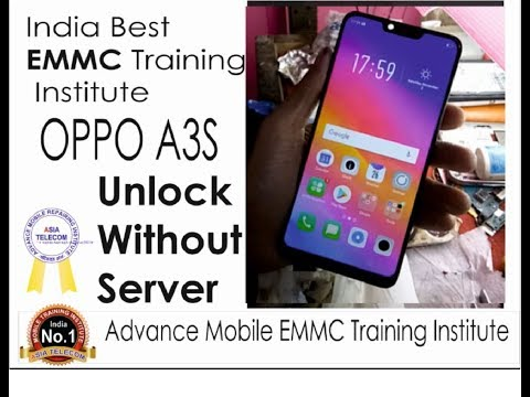 OPPO A3S Screen Unlock Without Online Server By Milan Sir: India