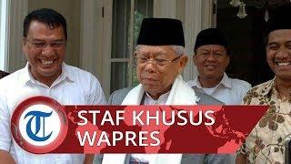 Ma'ruf Amin Angkat 8 Staf Khusus Wakil Presiden, dari Kalangan yang Sudah Berpengalaman