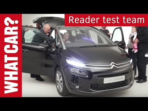 What Car? readers preview the 2014 Citroen Grand C4 Picasso