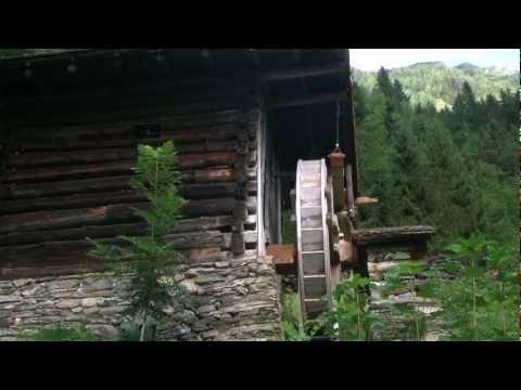 Wassermühlen in Österreich