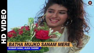Batha Mujko Sanam Mere - Divya Shakti | Kumar Sanu, Alka