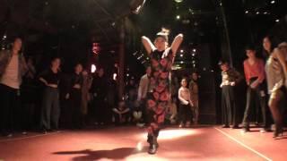 WAACK A circle / FUNKY CHICKEN 2017 DANCE BATTLE