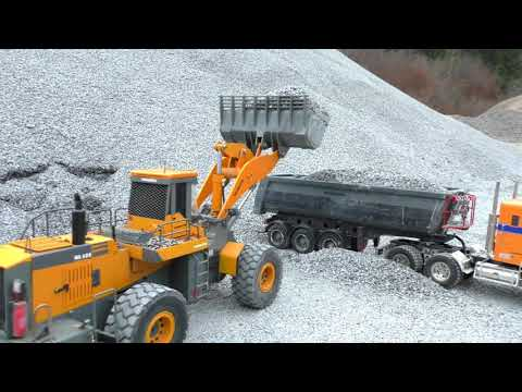 BEST RC CONSTRUCTION MACHINES AT WORK! RC TOYS 2019! RC VEHICLES