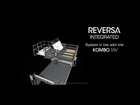 Reversa: Intelligent Sheet Turner, Stand-alone & Integrated