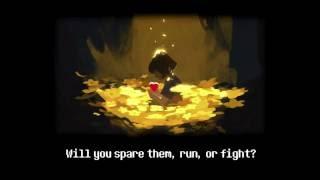 """Once Upon A Time"" - A Nursery Rhyme [Original Undertale Lyrics]"