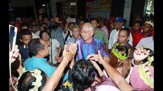 BN tewas kerana fitnah, penyelewengan fakta - Najib | Kholo.pk