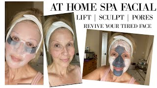 SPA FACIAL |  LIFT | BUILD Collagen  | CLEANSE YOUR PORES #skincare