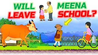 Meena Cartoon Game Equal Rights Level 4 Episode 2 Video