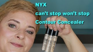NYX Can't stop Won't stop Concealer | Review