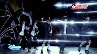Sm Rookies performance Growl of EXO 150801