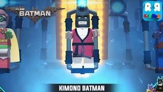 The LEGO Batman Movie Game (By Warner Bros.) - iOS / Android - Part 3 Play with Kimono Batman