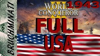 USA 1943 Conquest FULL World Conqueror 3