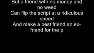 Dizzee Rascal - Pussyole (Old School) WITH LYRICS