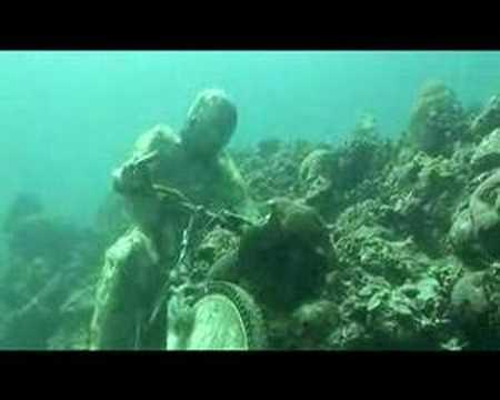 Pe ce insulă va fi primul muzeu subacvatic din Europa?