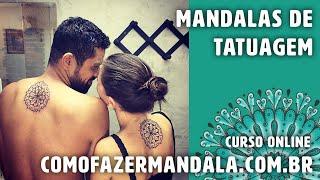 SIGNIFICADO DAS TATUAGENS DE MANDALAS | Taty Alencar