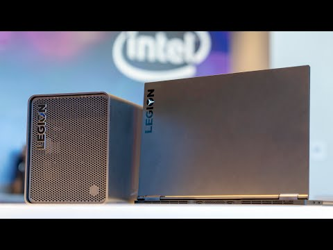 External Review Video X34EiduvnXM for Lenovo Legion Y740Si 15.6-in Ultra-Thin Gaming Laptop