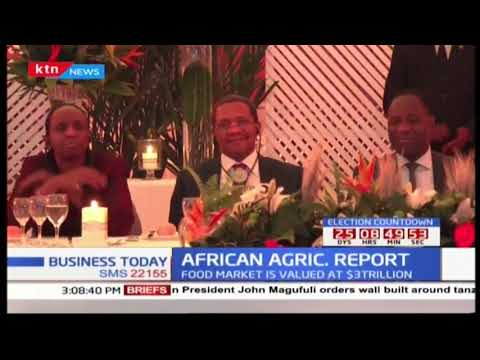 African Agriculture Status Report launched