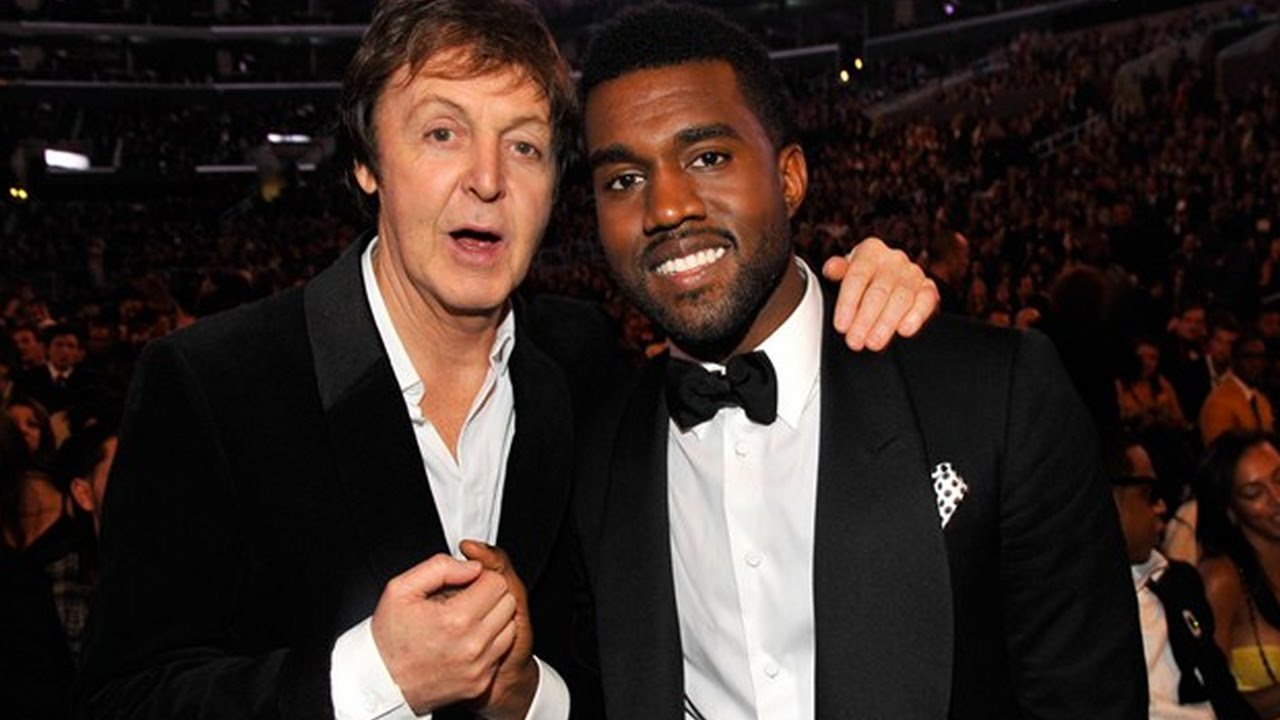 Kanye Collaborates With Paul McCartney & Minds Are Blown thumbnail