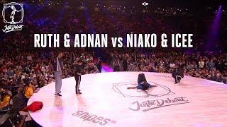 Hip Hop battle : Niako & Icee vs Ruth & Adnan