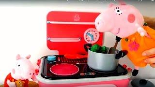 Мультики Свинка Пеппа - Сборник с любимыми игрушками