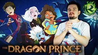 ПРИНЦ-ДРАКОН все еще ТАЩИТ во втором сезоне | Обзор The Dragon Prince: Season 2