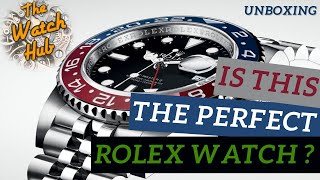 Rolex GMT Master II 167210 BLRO 'Pepsi' - UNBOXING this modern icon