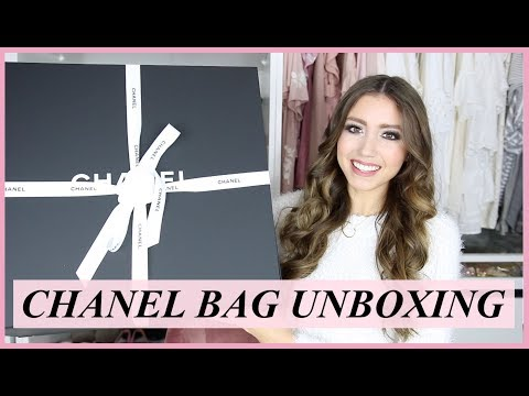 CHANEL BAG UNBOXING 2018 | MY DREAM BAG!!