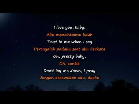 Lirik Lagu Can T Take My Eyes Off You (Joseph Vincent) Terjemahan Indo - Adhitya Sandhika