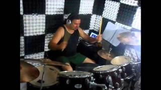 RANDOM ACTS OF SENSELESS  VIOLENCE Drum Cover GUSTAVO RF