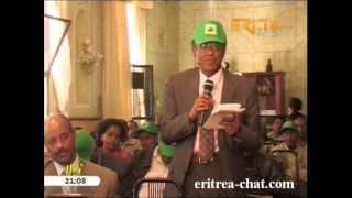 Eritrea News  Wahla - Hayal Tzahrey Nehamlay Wefri by Eri-TV