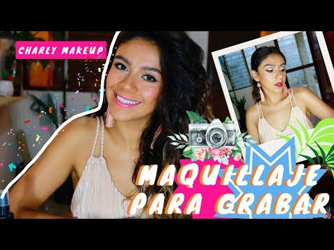 Maquillaje sencillo y rápido + Charla Con Charly | Matte Flat Velvet Lipstick LA Girl GDL