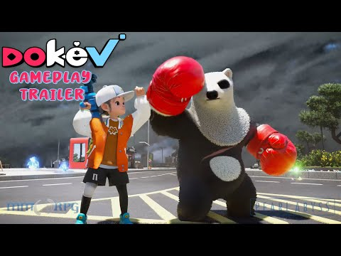 DokeV Gets A New Gameplay Trailer, Complete With KPop, Creatures And More