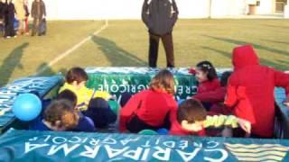preview picture of video 'Carnevale 2009 (u7 e u9 scoppiano i palloncini 2)'