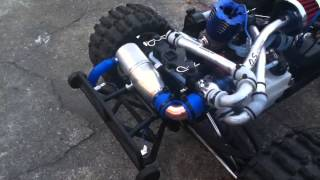 Slayer pro 4x4 nitro/revo turbo