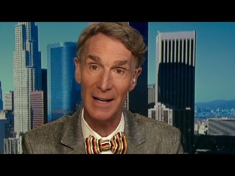 Bill Nye: Asteroid is much bigger