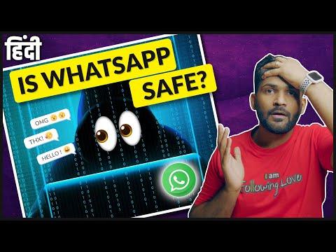 WhatsApp Privacy Policy update   Is WhatsApp safe? Data sharing WhatsApp Facebook   Abhi and Niyu
