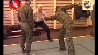 Рукопашный бой по системе Кадочникова