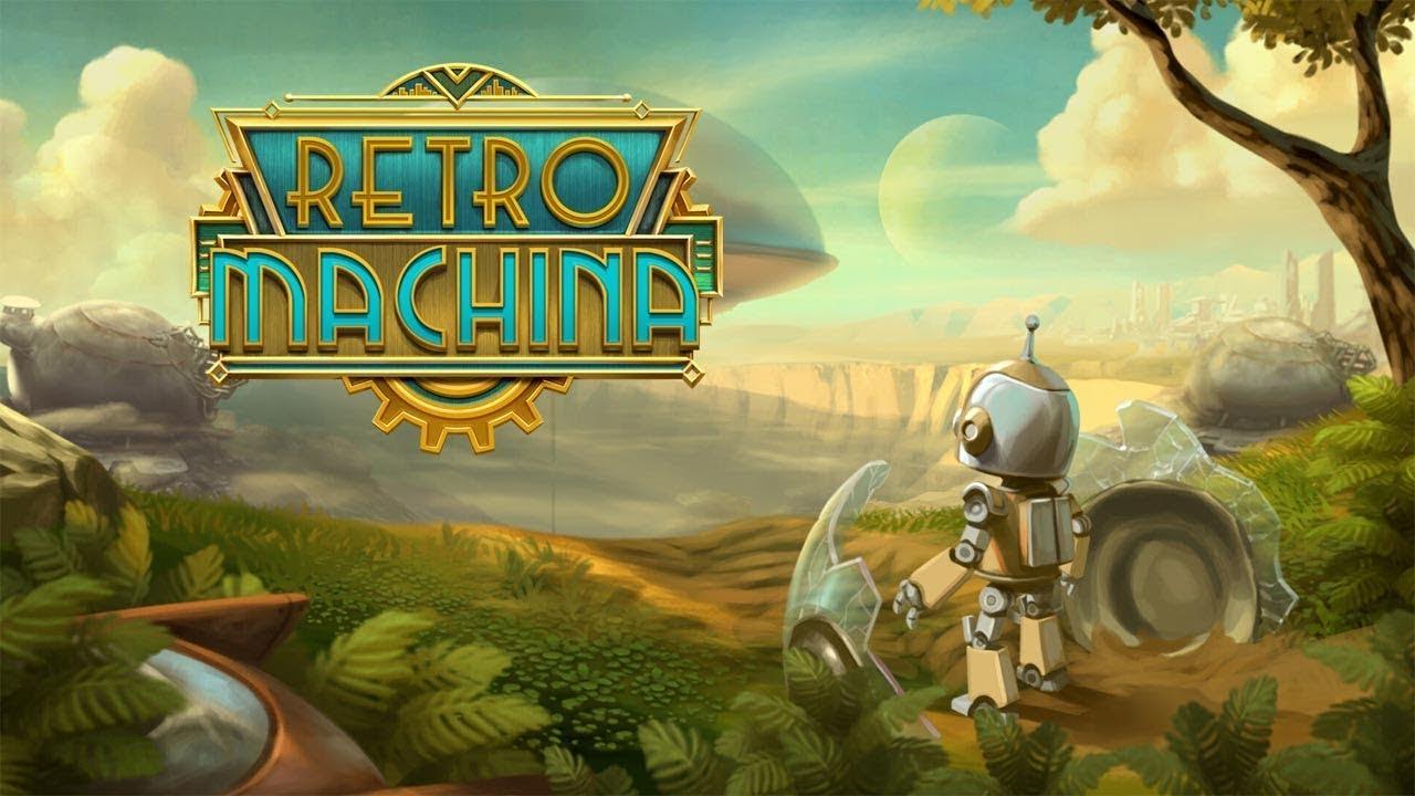 Gameplay video for Retro Machina thumbnail
