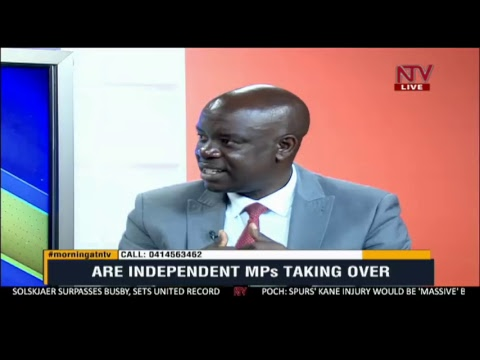 SOLUTIONS: Are independent MPs taking over?