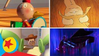 35 Years of Pixar Moments! | Pixar