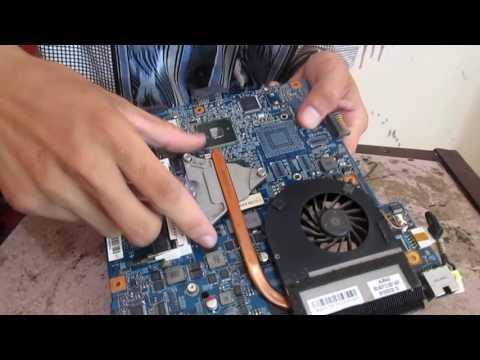 Video Cara Cepat mengatasi laptop mati sendiri atau overheating