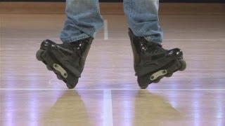 How To Spin Around Rollerblades