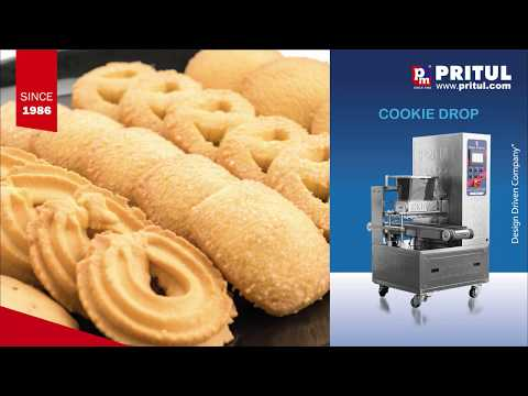 Cookies Drop Machines 4 Nozzle