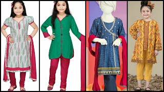 Beautiful Lawn Dresses Ideas For 5 To 15 Years Girls/Baby Girls Summer Dresses Designs 2020